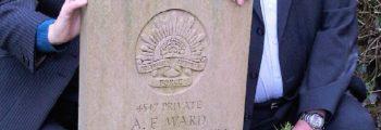 Our Australian Soldier : Alfred Edmund Ward